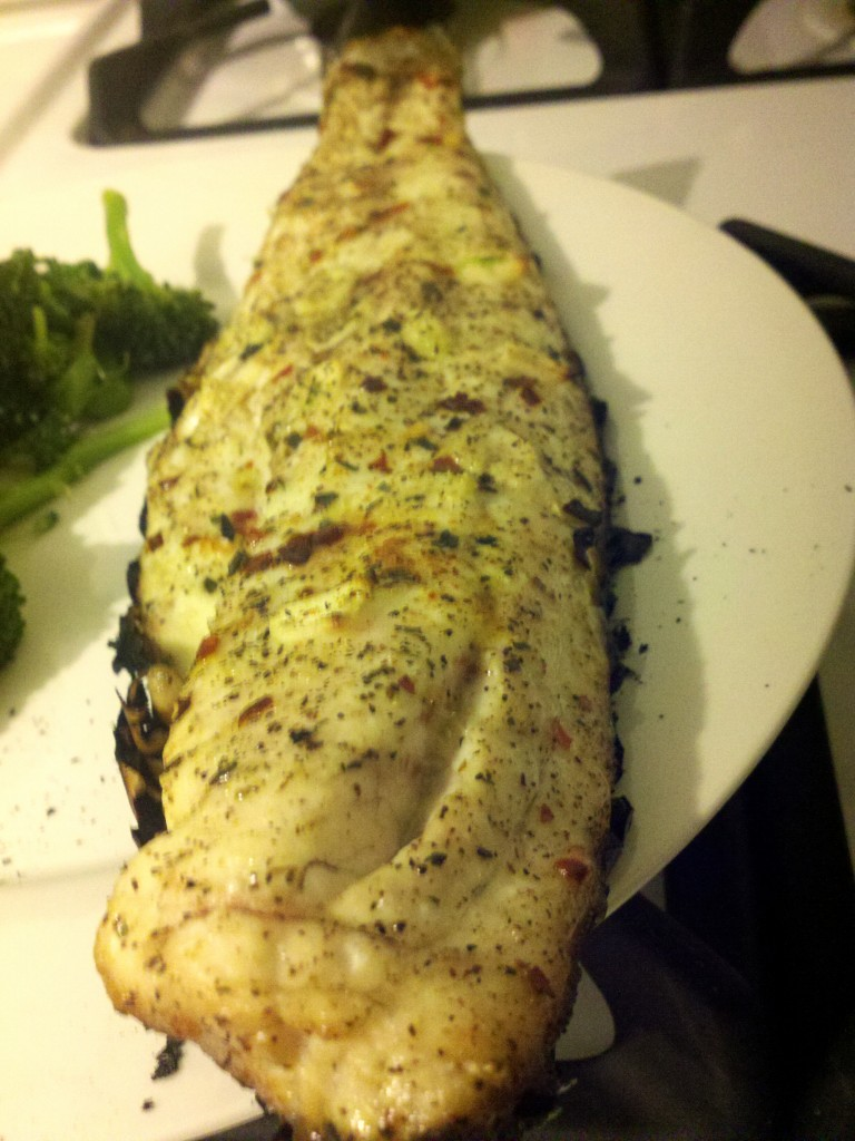 Grilled redfish nick 39 s blog for Red fish recipe