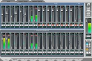 Mixer Page